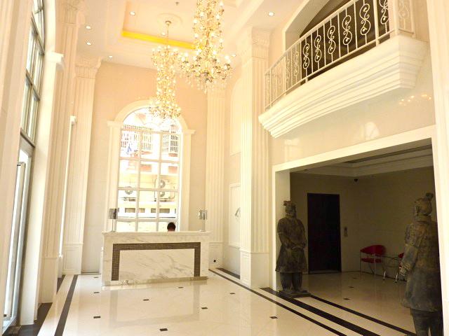 DPark-shanhgai lobby